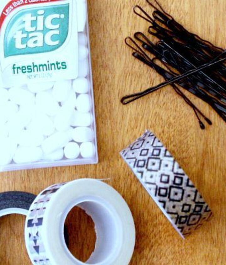 diy tic tac hack, crafts, repurposing upcycling