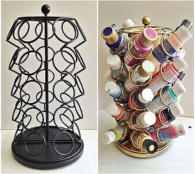 Merveilleux Keurig Cup Carousel Repurposed Art Supplies Storage, Craft Rooms, Crafts,  How To,