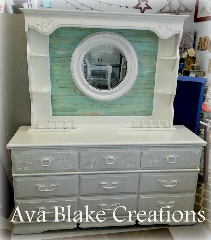 Upcycled 80 S Dresser How To Painted Furniture Repurposing Upcycling Shabby Chic