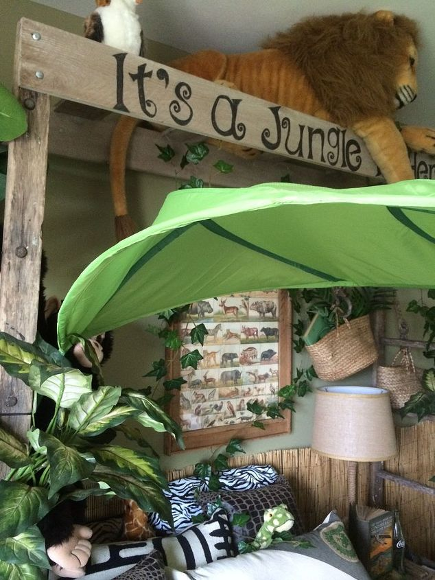 jungle themed bedroom bedroom ideas