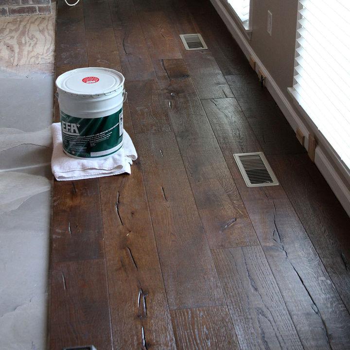 Birmingham Diy Flooring Makeover Hometalk