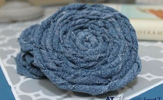 denim coasters, crafts, how to, repurposing upcycling