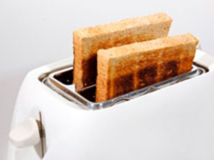 clean your toaster toaster oven, appliances, cleaning tips, how to