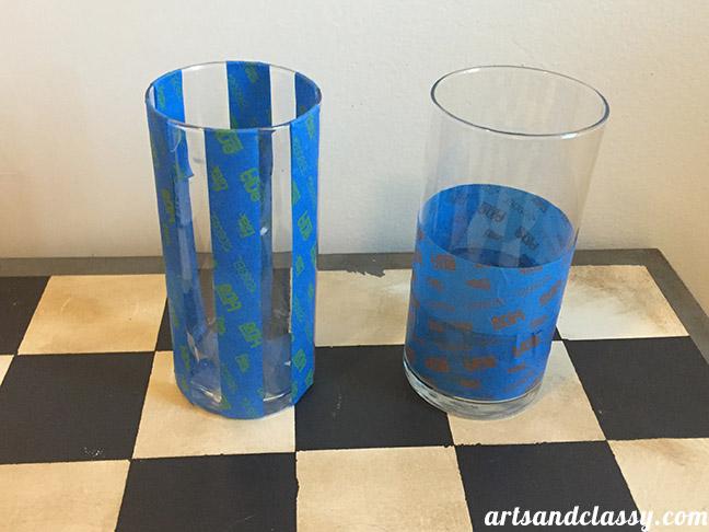 Spray Painting A Dollar Store Vase Hometalk