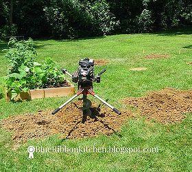 Fenced Backyard Garden, Container Gardening, Fences, Gardening, How To,  Outdoor Living