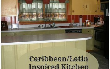 Kitchen Makeover Latin Style