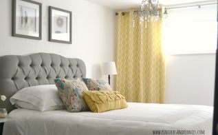 super simple tips for decorating a room from scratch, bedroom ideas, home decor, paint colors, painting