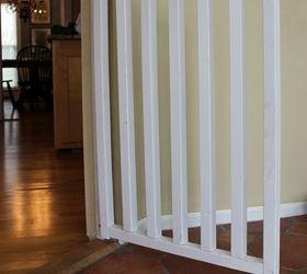 Diy Wooden Dog Or Baby Gate Hometalk