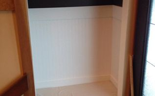 diy entryway closet, closet, foyer, how to, organizing, woodworking projects