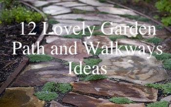12 Lovely Path and Walkways Ideas For a Beautiful Garden