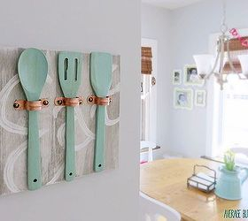 Plumbing Pieces Kitchen Art, Crafts, How To, Plumbing, Repurposing  Upcycling, Wall