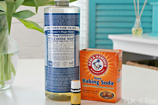 diy soft scrub recipe for cleaning ceramic sinks and bathtubs, cleaning tips, go green