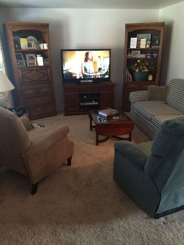 How Can I Add More Seating To Family Room Hometalk - Family room seating