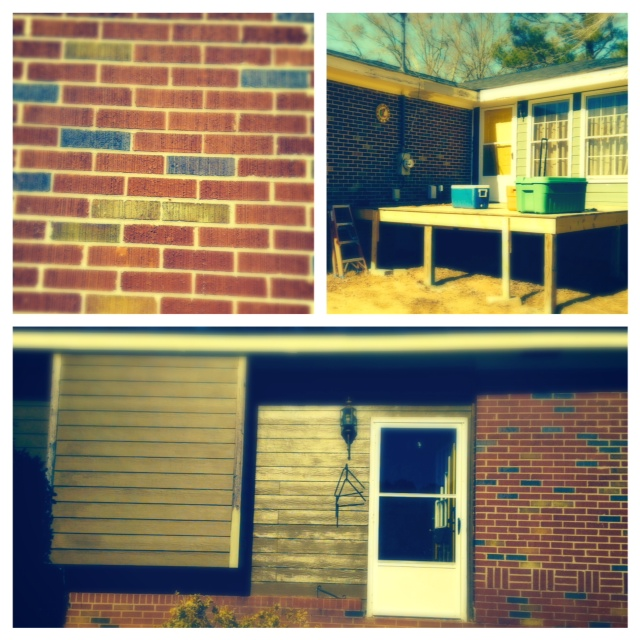 q color suggestion, curb appeal, paint colors, painting, 1960 s redo