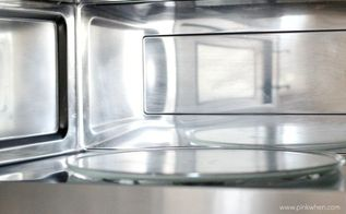 how to steam clean the microwave, appliances, cleaning tips, how to