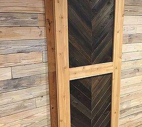 sliding doors on a budget doors how to pallet repurposing upcycling & Sliding Doors Using Pallets | Hometalk