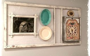 screen window for wall art, crafts, repurposing upcycling, wall decor, windows