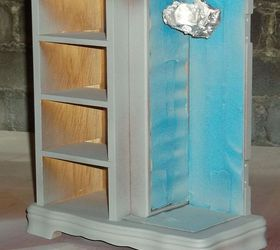 Charming Just A Little Old Jewelry Cabinet, Crafts, How To