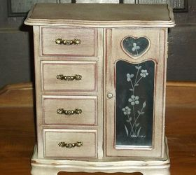High Quality Just A Little Old Jewelry Cabinet, Crafts, How To