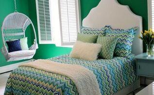 tween girl room makeover, bedroom ideas, painting, wall decor