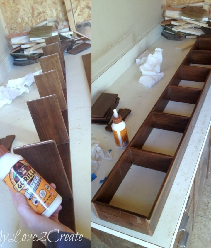 cubby storage rack, foyer, organizing, storage ideas, woodworking projects