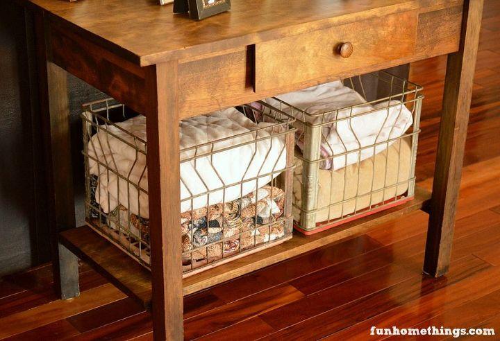 Vintage Milk Crate Ideas