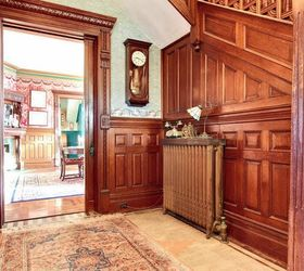 A Queen Anne Victorian House Listing, Architecture, Home Decor, Real Estate