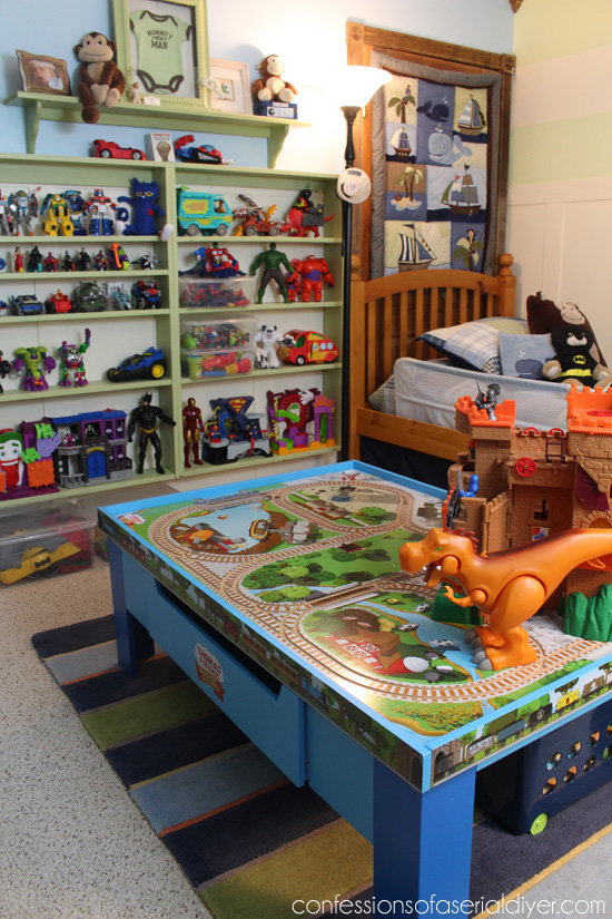 the best way to organize toys hometalk