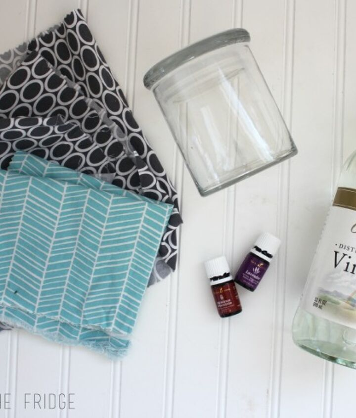 homemade diy dryer sheets, crafts, diy, how to, laundry rooms