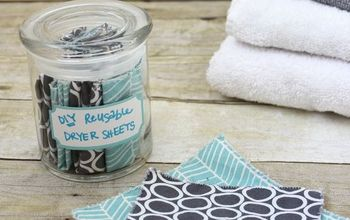 Homemade DIY Dryer Sheets