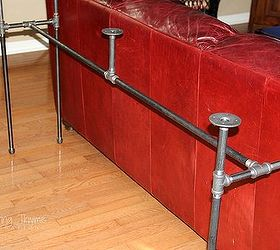 Great Diy Industrial Pipe Sofa Table, Diy, How To, Painted Furniture, Repurposing  Upcycling