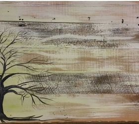 Merveilleux Wall Art On Barn Wood Siding, Crafts, Wall Decor, Woodworking Projects