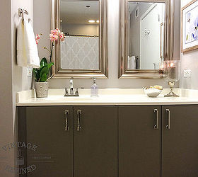 Painting Bathroom Cabinets, Bathroom Ideas, Painting