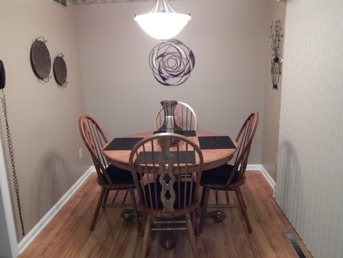 Eat in kitchen decorating help | Hometalk