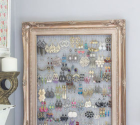 Amazing What Can You Make With A 1 Frame And Some Chicken Wire, Bedroom Ideas, Great Pictures