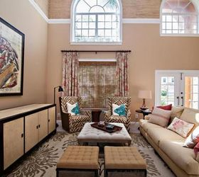 Vast Open Space What To Do About High Ceilings, Living Room Ideas, Paint  Colors