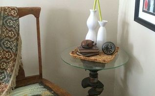 rev up your home decor with car parts, painted furniture, repurposing upcycling, wall decor