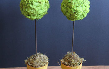 Bring Some Brightness To Your Home With Spring Topiaries