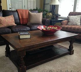 Superieur Diy Pottery Barn Inspired Cortona Coffee Table, Diy, How To, Painted  Furniture,