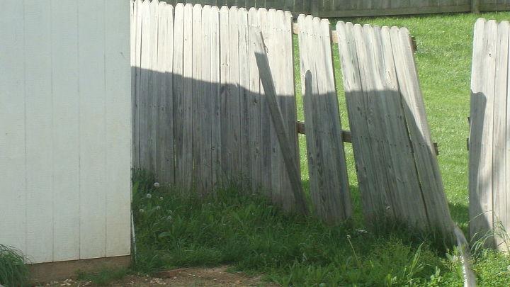q nightmare neighbors, fences, outdoor living