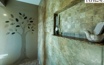 Who Doesn't Like a Tree in the Shower?