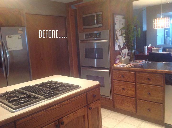 Kitchen Remodel Hometalk Interesting Spruce Up Kitchen Cabinets