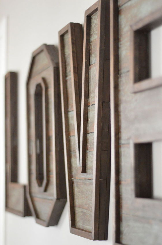 pallet wood letters, crafts, diy, pallet, repurposing upcycling, rustic furniture, woodworking projects