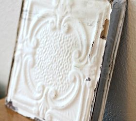 Antique Ceiling Tiles, Crafts, How To, Repurposing Upcycling, Wall Decor,  Tin