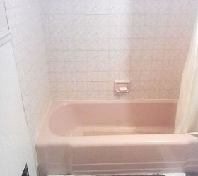 56 Year Old Grandma Says Bye Bye To Her 1957 Pink Bathroom, Bathroom Ideas,