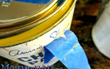 Annie Sloan Chalk Paint Maintenance