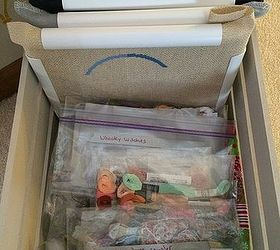 Awesome Cross Stitch Storage, Crafts, Organizing, Storage Ideas