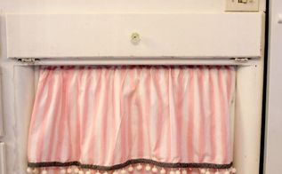 farmhouse kitchen sink skirt, crafts, how to, kitchen design, reupholster