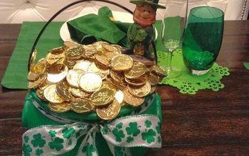 Luck O the Irish Pots of Gold