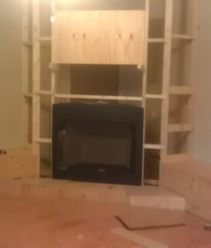 Gas Fireplace 101 Hometalk